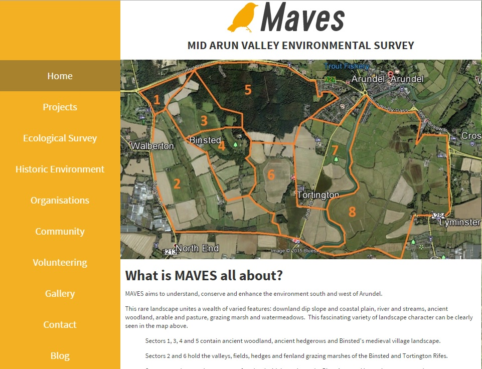 MAVES website link
